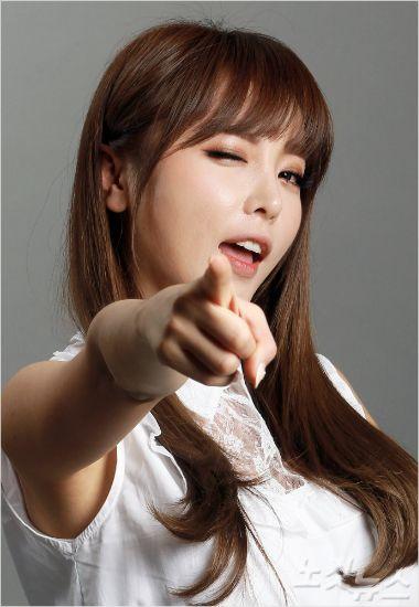 Trot Queen Hong Jin Young
